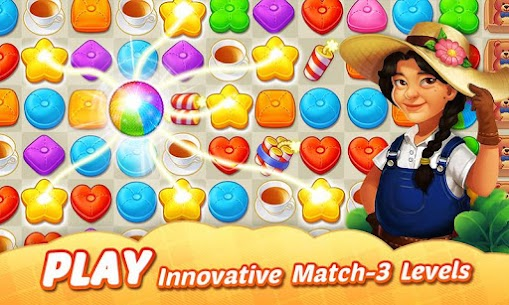 Matchington Mansion MOD APK 1.85.0 [Unlimited Coins + Unlocked] 6
