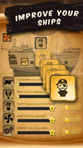 Sky Battleship - Total War of Ships screenshots 7
