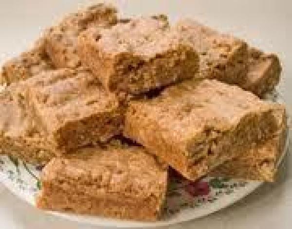 Butterscotch Brownies From Grandma's Recipe Box