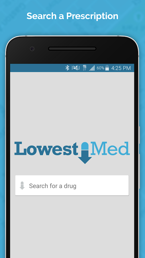LowestMed Rx Discounts- screenshot