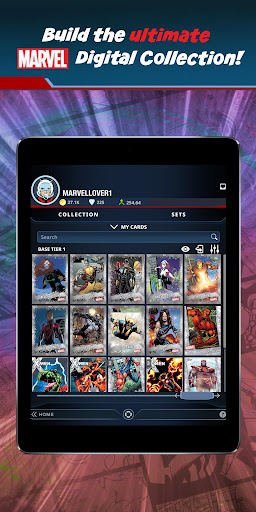 Marvel Collect! by Toppsu00ae Card Trader apktram screenshots 17