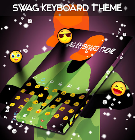 Swag Keyboard Theme 1.224.1.82 screenshot 2089376