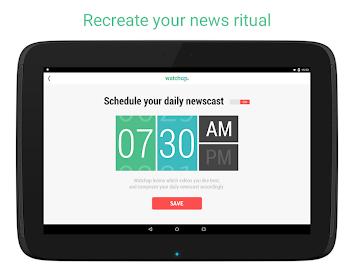 Watchup: Video News Daily Screenshot 14
