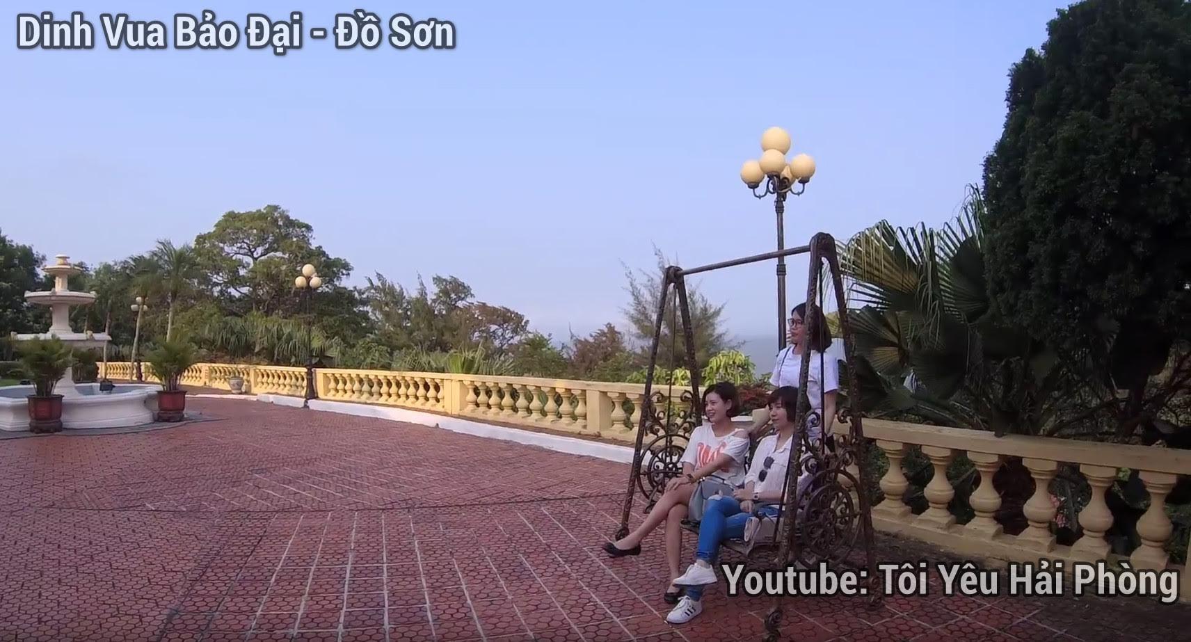 Điểm check in chụp ảnh Dinh Vua Bảo Đại ở Đồ Sơn Hải Phòng 3