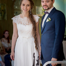 Wedding photographer Lena Kupcova (fotoLiss). Photo of 24.08.2017