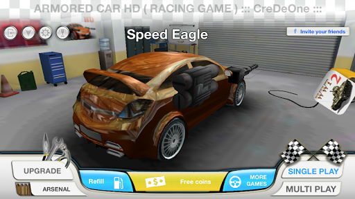 Armored Car HD (Racing Game)  screenshots 10