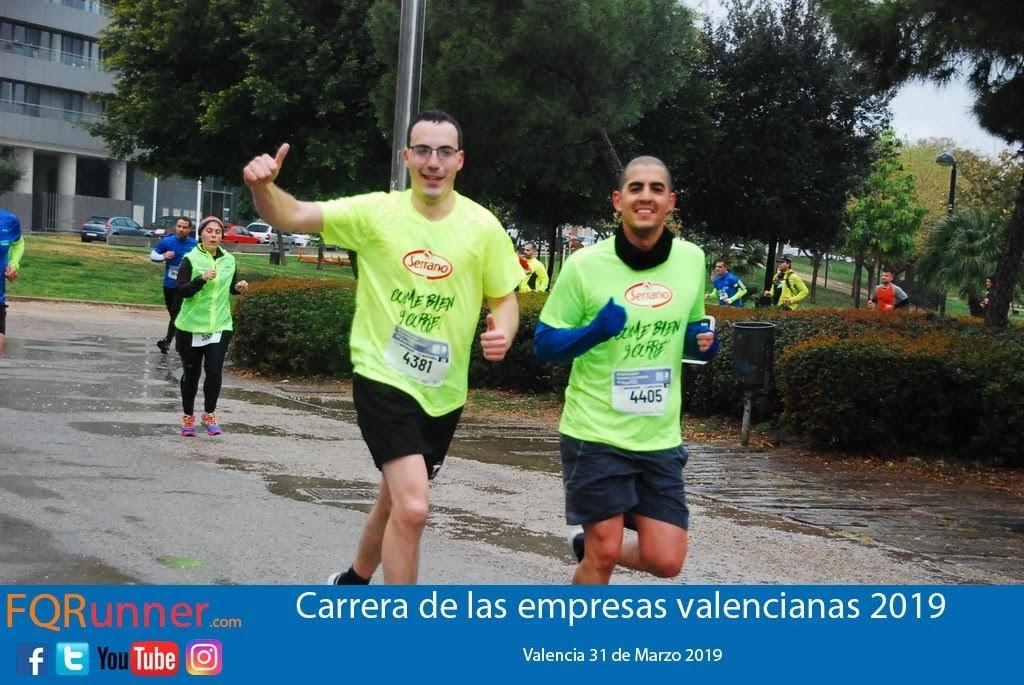Fotos Carrera de las empresas valencianas 2019
