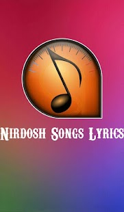 Nirdosh Songs Lyrics - 2018 - náhled