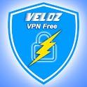 Veloz VPN Free icon