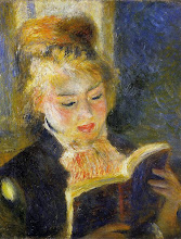 """Photo: Renoir, """"Donna che legge"""""""