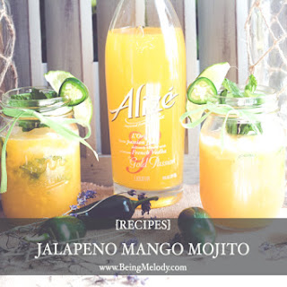 Jalapeno Mango Mojito