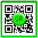 QR code reader barcode scanner icon