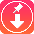 GIF  Video  Photo Downloader for Pinterest icon