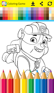 Download Coloring Book For Paw PC Windows And Mac Apk Screenshot 11