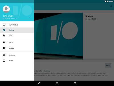 Google I/O 2015 v3.3.2