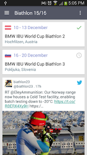 Biathlon 2017-2018- screenshot thumbnail