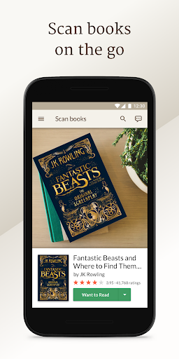 Goodreads 2.7.0 Build 17 screenshots 2