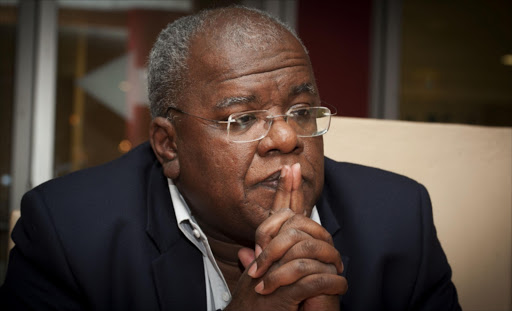 Former University of the Free State rector Prof. Jonathan Jansen during an interview on October 2, 2013 in Pretoria, South Africa.