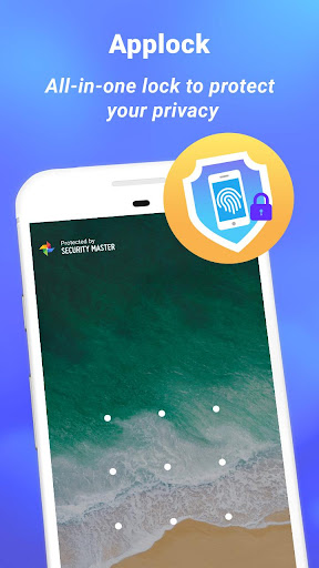 Security Master - Antivirus, VPN, AppLock, Booster screenshot 2