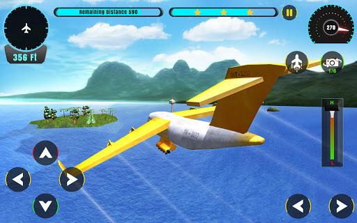 Airline Flight Pilot 3D: Flight Simulator Games 1.4 screenshots 2