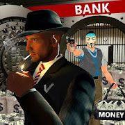 Bank Robbery Crime City Mafia Gangster Squad 3D