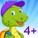 Preschool Adventures 2: Learning Games for Kids icon