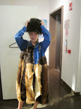 Photo: Dressing like Otzi the iceman