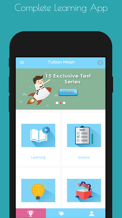 Tuition Mash - Learning App for Kerala SSLC 9 PSC – (Android