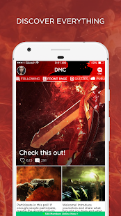 Devil May Cry Amino - náhled