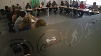 Reunión del Consejo de Administración del Consorcio de Transportes
