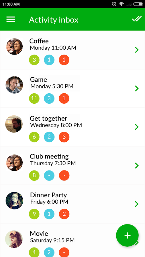 Chawk -Easier Group Activities- screenshot