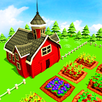 Farm Expert 2017 : Buy & Sell Village Tycoon Sim Icon