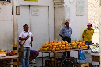 Photo: pitaya papaya