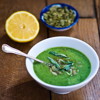 Broccoli Spinach Soup Recipes