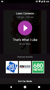 KiSS 91.7- screenshot thumbnail