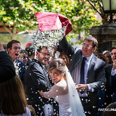 Fotógrafo de bodas Rafael Palacio (palacio). Foto del 16.09.2016
