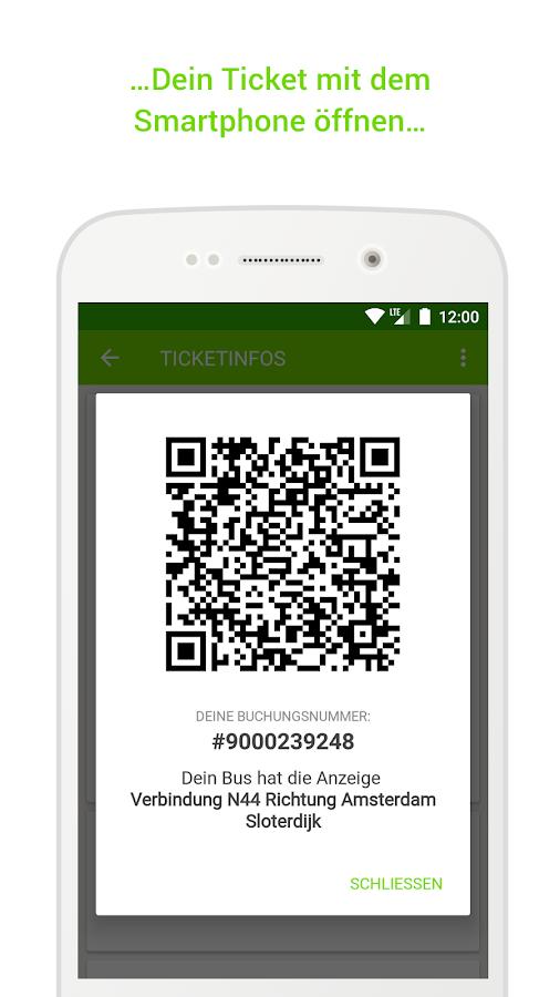 FlixBus Fernbus App – Android-Apps auf Google Play