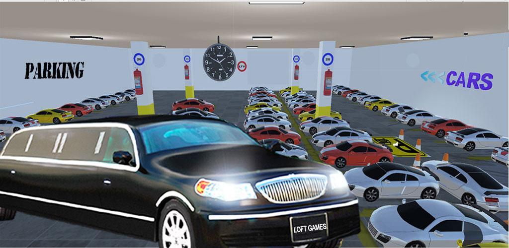 Multi Storey Limo Car Parking 1 1 Apk Download Com Loftgames