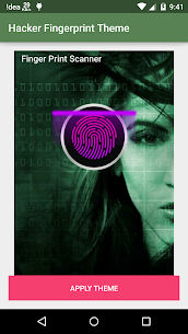 Hacker TouchScan AppLock Fake Apk Download For Android 2