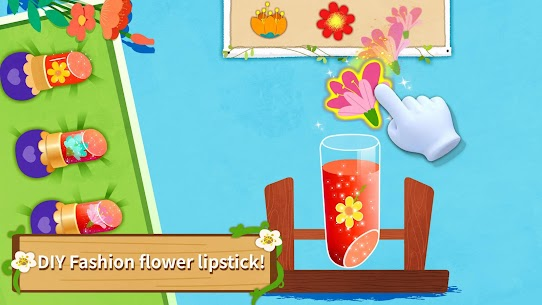 Little Panda's Fashion Flower DIY Premium (Unlocked) 4