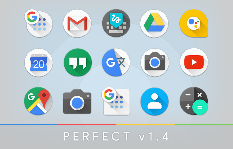 Perfect Icon Pack Screenshot 18