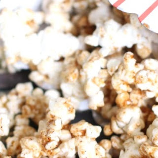 Cinnamon Honey Butter for Popcorn