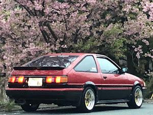 カローラレビン AE86 S62年 GT-Vのカスタム事例画像 かぼちゃままさんの2019年02月26日20:05の投稿