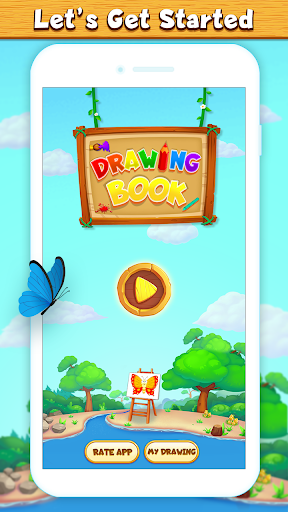 Butterfly Coloring Book Pages 2.0.0 screenshots 1
