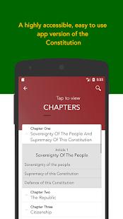 Kenyan Constitution 2010 - náhled