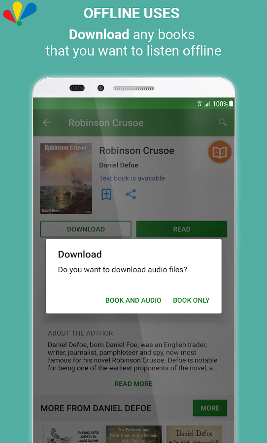 how to download free books on google play books
