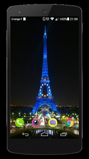 巴黎 - 艾菲尔铁塔
