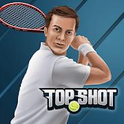 Top Shot 3D: Tennis Spiele 2018
