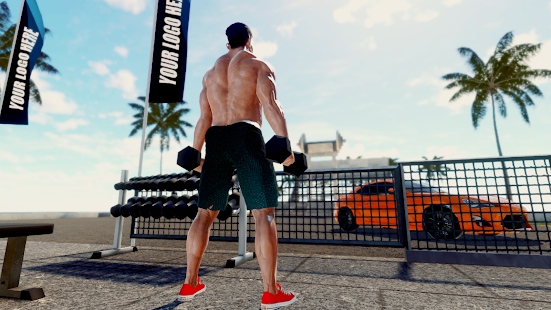 Iron Muscle Be The Champion Bodybulding Workout V 0 814 Hack Mod Apk Unlimited Money Apk Pro