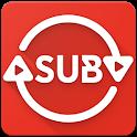 Sub4Sub Pro For Youtube icon